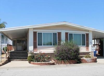 Mobile Home at 2601 E. Victoria Compton, CA 90220