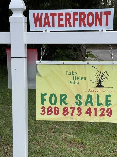 Mobile Home at 141 Ash Drive Lake Helen, FL 32744