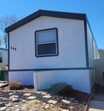 Mobile Home at 4945 Mark Dabling Blvd, Lot# 145 Colorado Springs, CO 80918