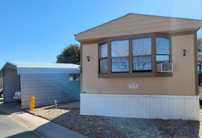 Mobile Home at 4945 Mark Dabling Blvd, Lot #29 Colorado Springs, CO 80918