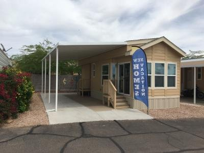 Mobile Home at 999 W Broadway Ave. #J04 Apache Junction, AZ 85120