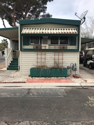 Mobile Home at 867 N. Lamb Blvd. , #122 Las Vegas, NV 89110