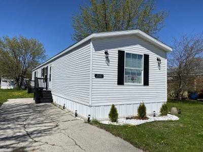 Mobile Home at 2041 Jenny Court #2041 Pulaski, WI 54162