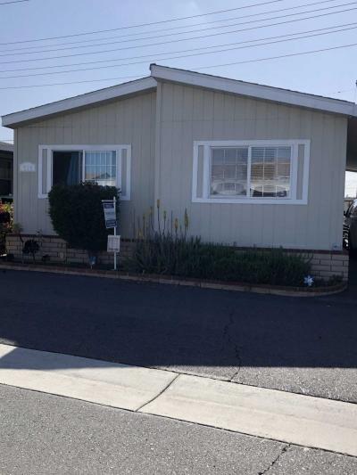 Mobile Home at 10800 Dale #715 Stanton, CA 90680