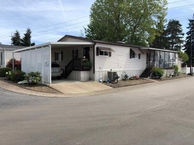 Mobile Home at 18485 SW Pacific Dr #121 Tualatin, OR 97062