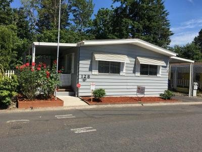 Mobile Home at 13640 SE Hwy 213 #128 Clackamas, OR 97015