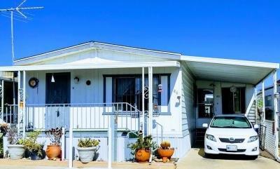 Mobile Home at 677 G. St Chula Vista, CA 90910