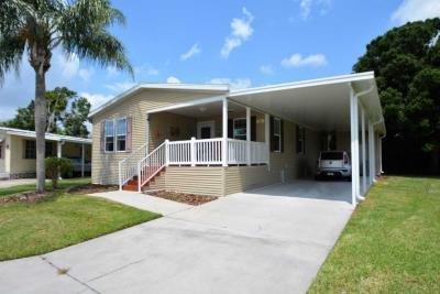 Mobile Home at 7300 20th St Lot 61 Vero Beach, FL 32966