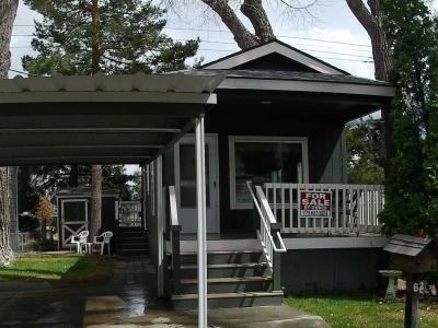 Mobile Home at 62 Shady Tree Ln Carson City, NV 89706
