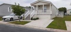 Home is located in 55 yr or older community