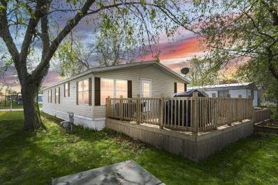 Mobile Home at 6619 Sleepy Hollow Blvd Holly, MI 48442