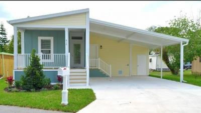 Mobile Home at 812 Sabal Palm Casselberry, FL 32707
