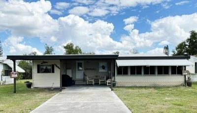 Mobile Home at 25663 Lilac Court L-070 Bonita Springs, FL 34135
