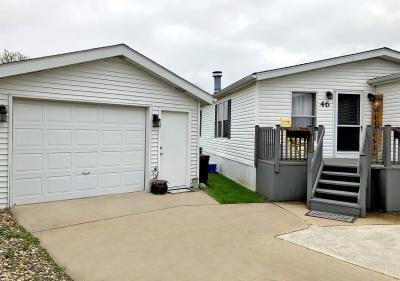 Mobile Home at 46 Maple Ridge Manteno, IL 60950