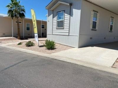 Mobile Home at 2000 S. Apache Rd., Lot #386 Buckeye, AZ 85326