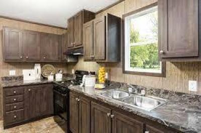 Mobile Home at 14240 Bogie Lane West Olive, MI 49460