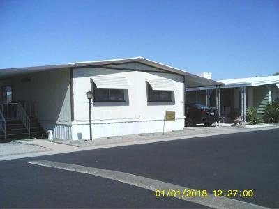 Mobile Home at 10955 N.79th Ave. Lot #133 Peoria, AZ 85345