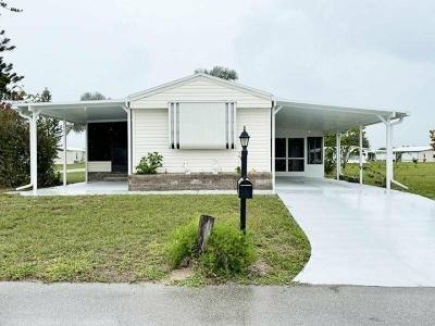 Mobile Home at 25602 Limequat Court L-064 Bonita Springs, FL 34135