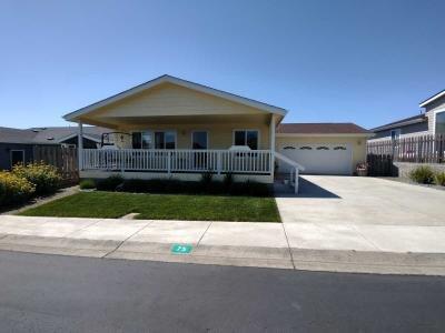 Mobile Home at 98126 W Benham Ln. #75 Brookings, OR 97415