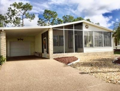 Mobile Home at 19667 Woodfield Circle North Fort Myers, FL 33917