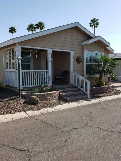 Mobile Home at 11411 N 91st Ave #199 Peoria, AZ 85345