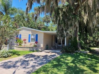 Mobile Home at 244 Osprey Lane Flagler Beach, FL 32136