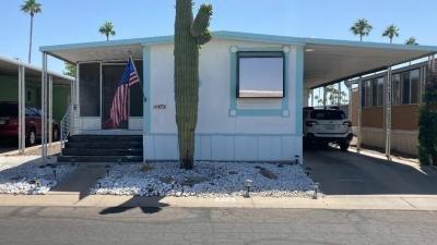 Mobile Home at 4065 E. University Drive #473 Mesa, AZ 85205