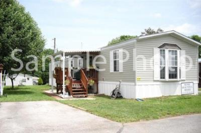 Mobile Home at 28 Carriage Lane Belleville, MI 48111
