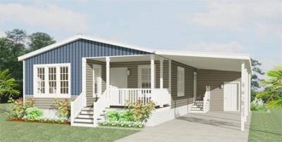 Mobile Home at 8970 Dusk Way Hudson, FL 34667