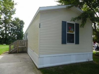 Mobile Home at 309 Brookside Manor Goshen, IN 46526