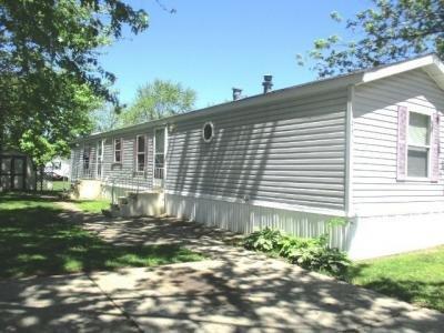 Mobile Home at 231 Brookside Manor Goshen, IN 46526