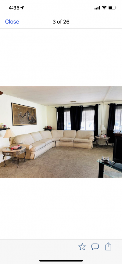 Mobile Home at 1333 Olive Ave Vista, CA 92083