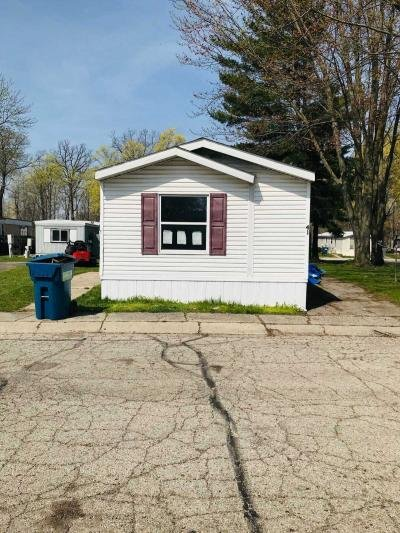 Mobile Home at 1100 S. Main Street Adrian, MI 49221