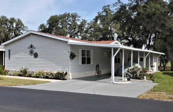 Photo 1 of 2 of home located at 3603 Ranger Pkwy Zephyrhills, FL 33541