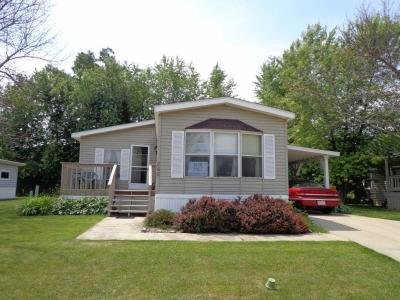 Mobile Home at 7801 88th Avenue Lot 249 Pleasant Prairie, WI 53158