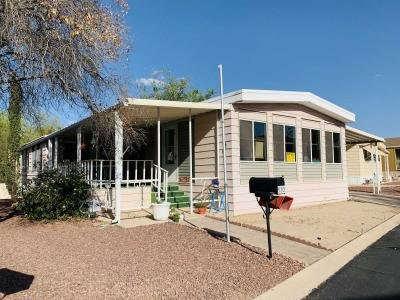 Mobile Home at 7570 E. Speedway #520 Tucson, AZ 85710