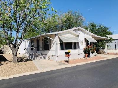 Mobile Home at 7570 E. Speedway #519 Tucson, AZ 85710