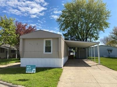 Mobile Home at 4632 Berrywood Dr W Lot Bw4632 Saginaw, MI 48603
