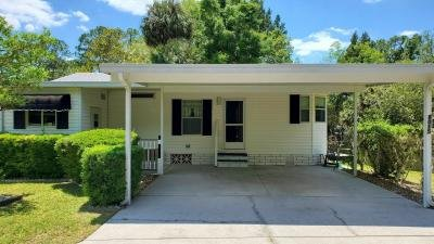Mobile Home at 8015 W. Coconut Palm Dr. Homosassa, FL 34448