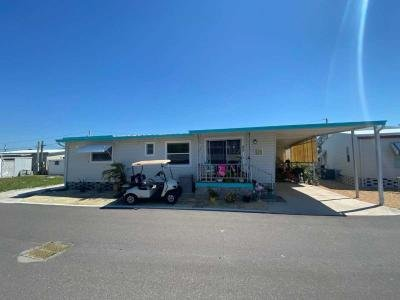 Mobile Home at 1375 Pasadena Avenue South, Lot 234 South Pasadena, FL 33707