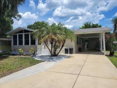 Mobile Home at 12 Coachman Ct South Daytona, FL 32119