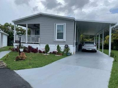 Mobile Home at 3372 Florida St. Hollywood, FL 33021