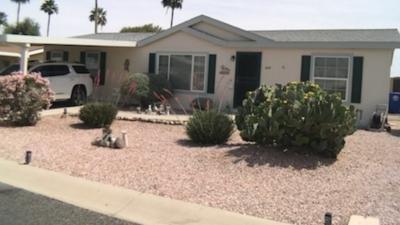 Mobile Home at 16101 N. El Mirage Rd. #429 El Mirage, AZ 85335