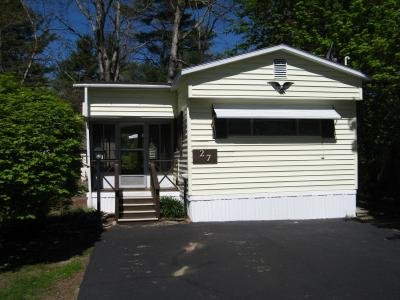 Mobile Home at 27 Troutbrook Drive Nashua, NH 03062