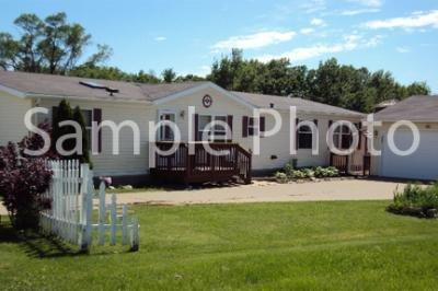 Mobile Home at 14256 Winding Creek Lane Lot 348 West Olive, MI 49460