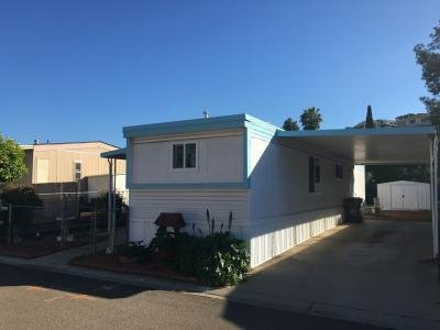 Mobile Home at 9395 Harritt Road #284 Lakeside, CA 92040