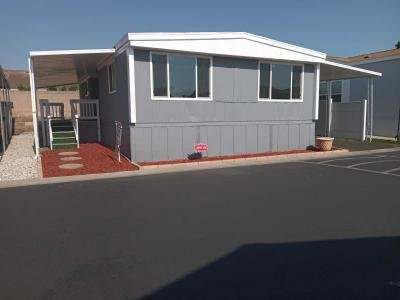 Mobile Home at 132 Hornbeam Fountain Valley, CA 92708
