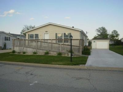 Mobile Home at 22721 S. Olympia Dr. Frankfort, IL 60423