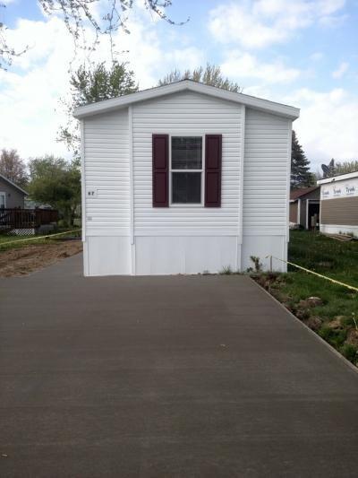 Mobile Home at 7171 W 60th Street #67 Davenport, IA 52804