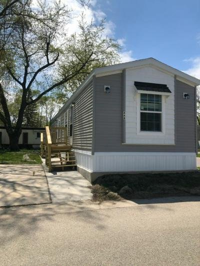 Mobile Home at 38569 N. Sheridan Road #448 Beach Park, IL 60087